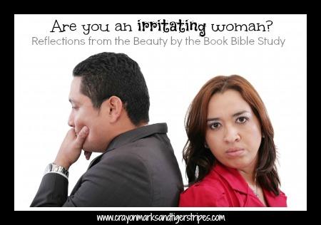 irritating woman