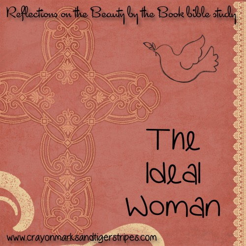 ideal woman, biblical beauty