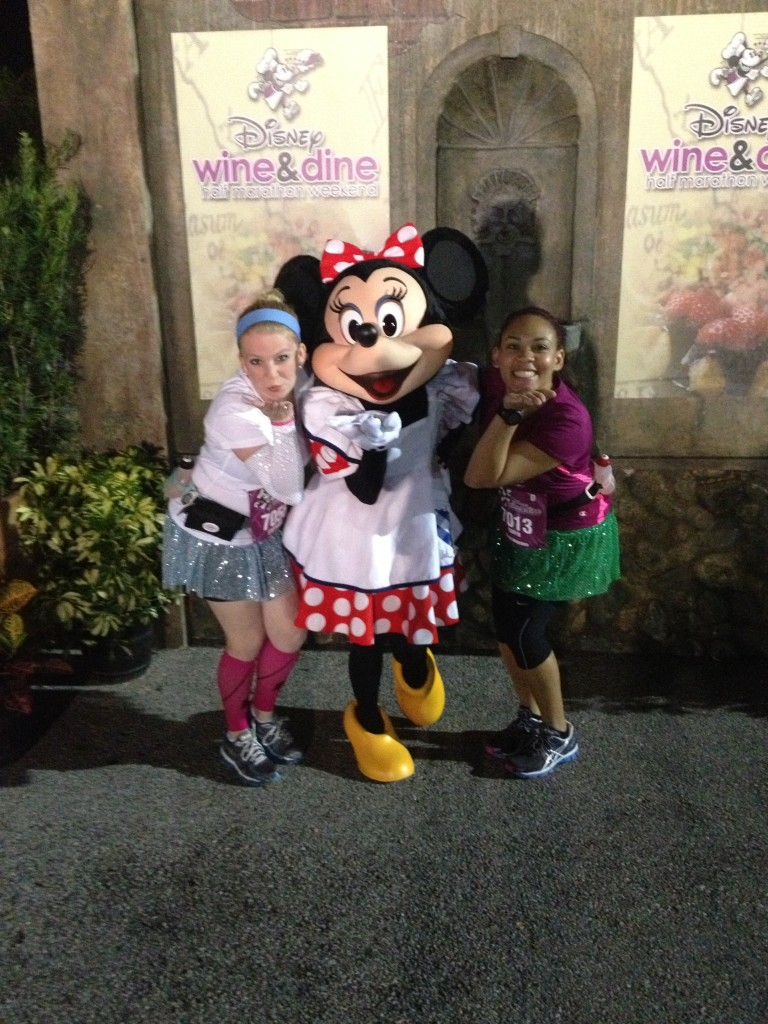 Yay Minnie Mouse!!!