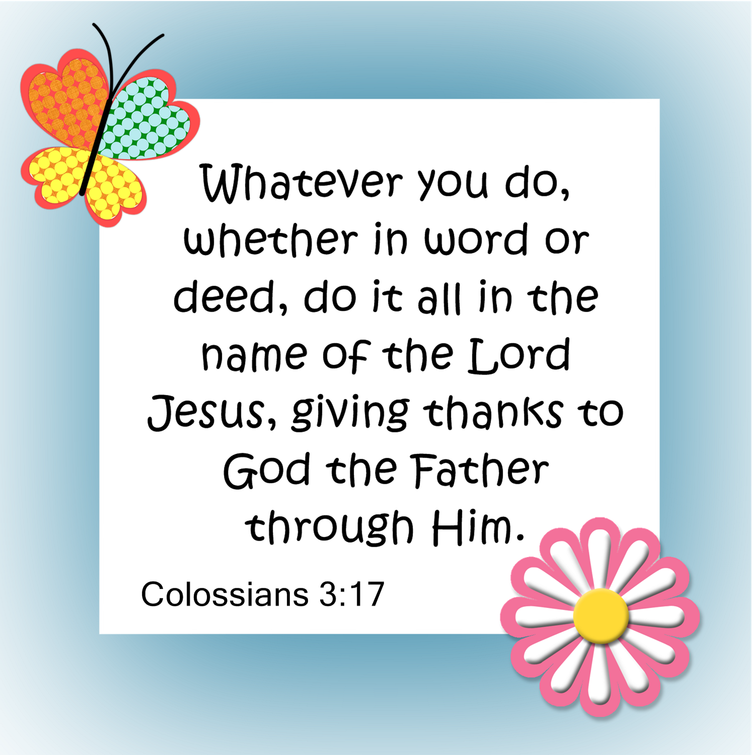 Colossians 317