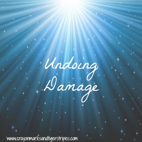 undoing damage