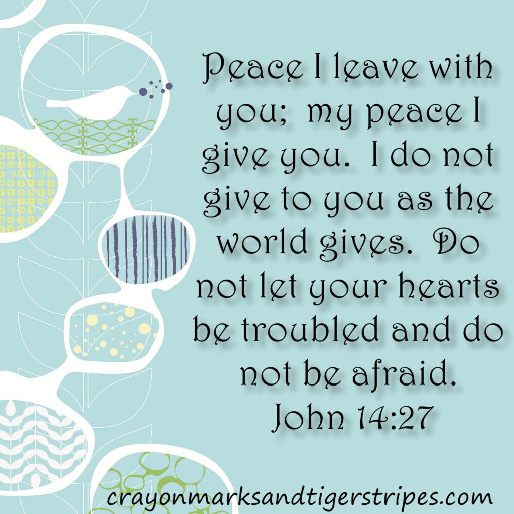 gods peace