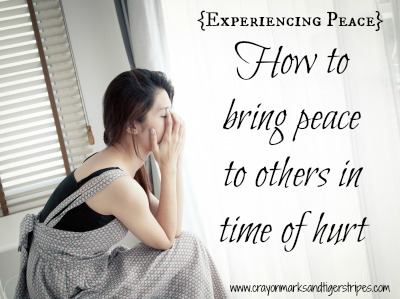 how to bring peace