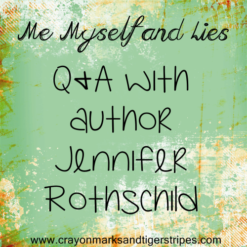 Q&A with Jennifer Rothschild