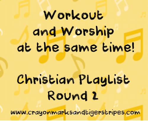 christian workout playlist