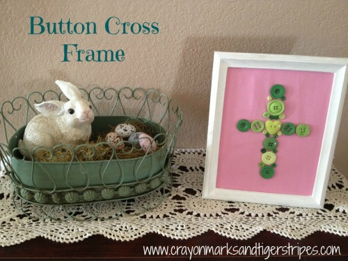 Easy Button Cross Frame