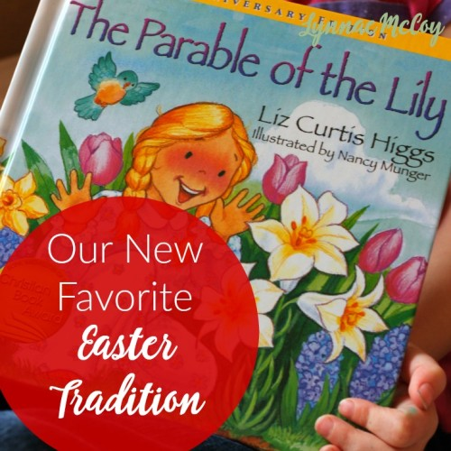 The Parable of the Lily Easter Tradition